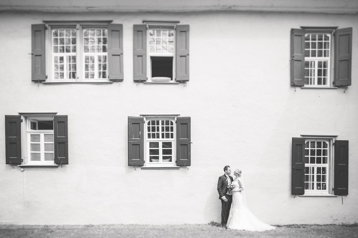 Brautpaarshooting Schloss Lüntenbeck Wuppertal
