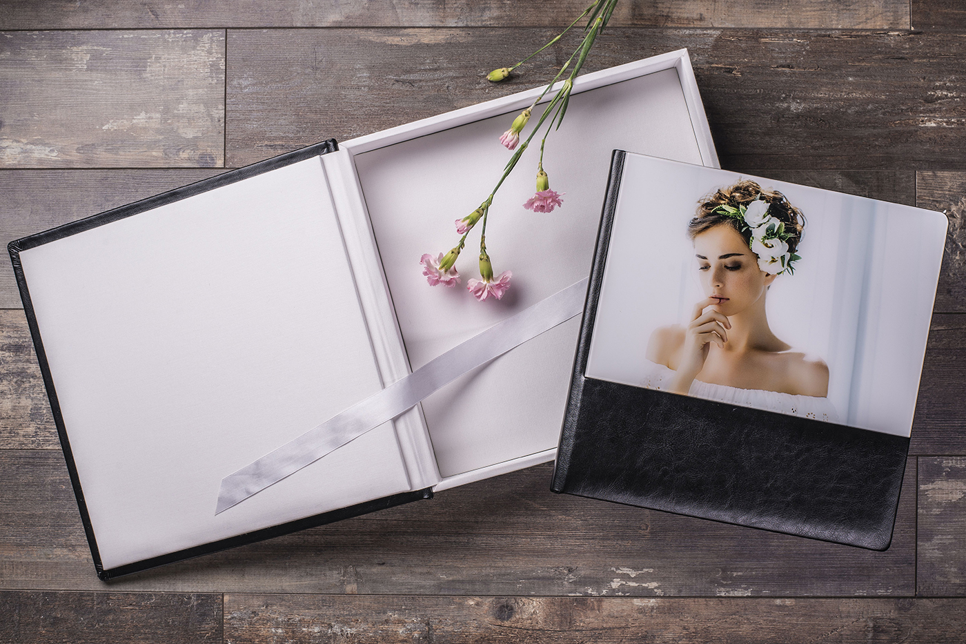 Acryl Rayal Halbacryl mit Box