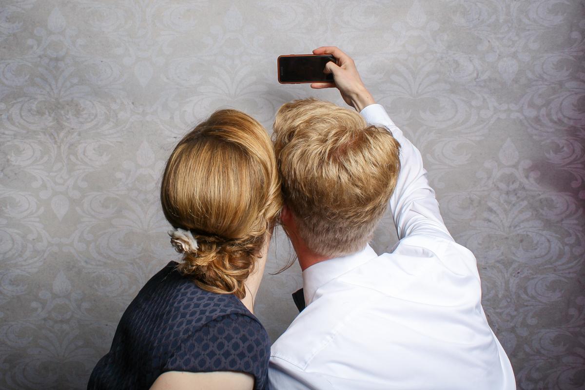 Photobooth Funbox mieten für Hochzeit