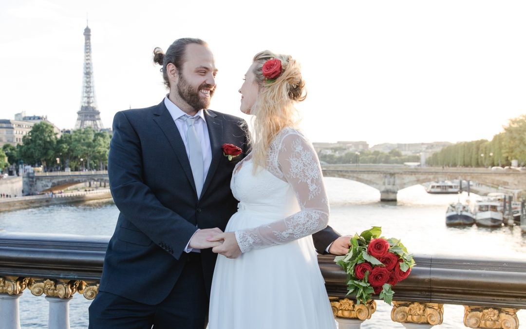 After Wedding Shooting: entspannte Portraits nach Eurer Hochzeit