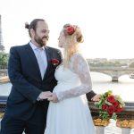 Alternative Hochzeitsfotos – die drei Unbekannten