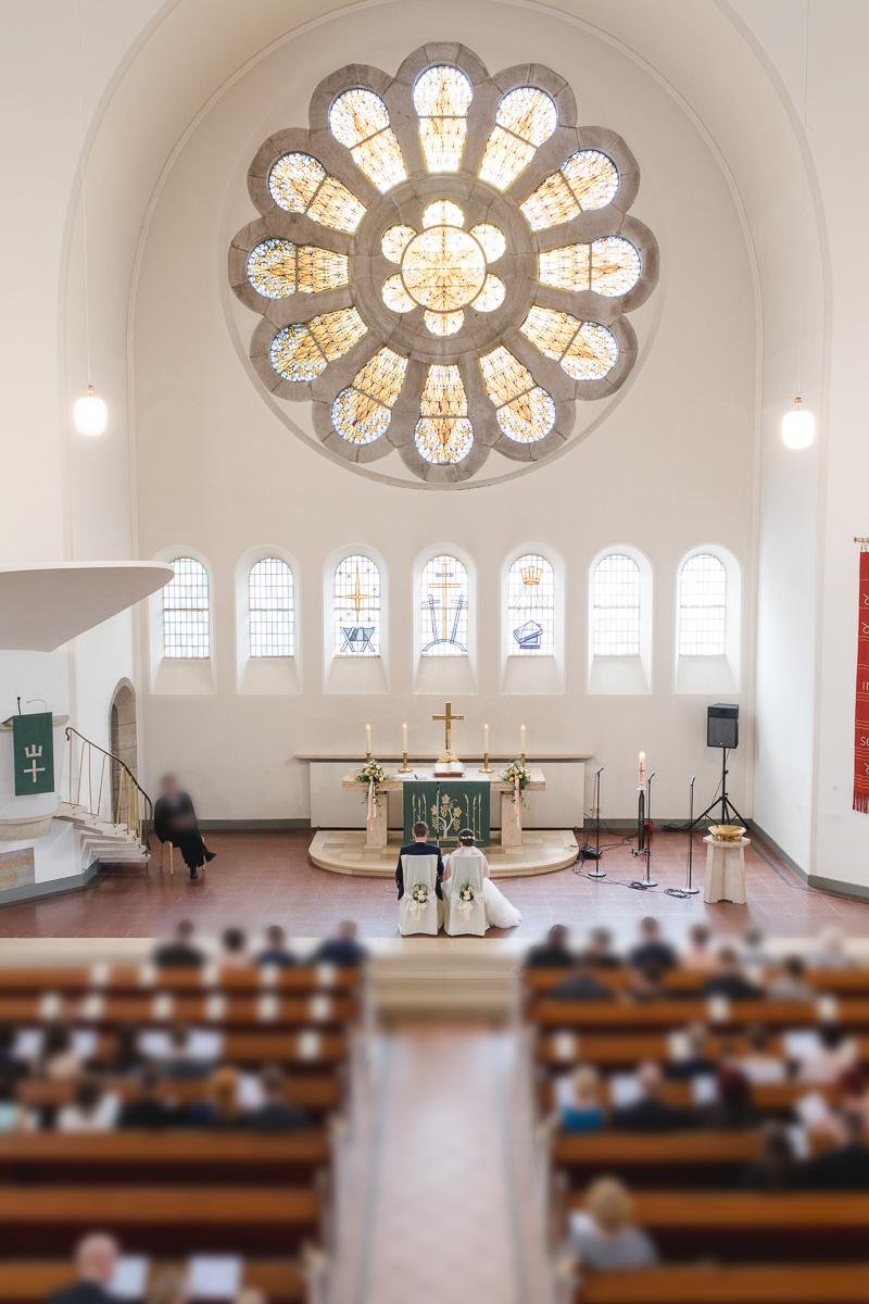 Hochzeit Lutherkirche Heidt Wuppertal-13