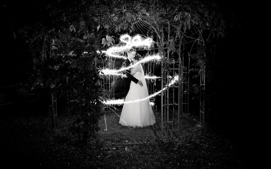 Light Painting: wie mit Licht gemalt