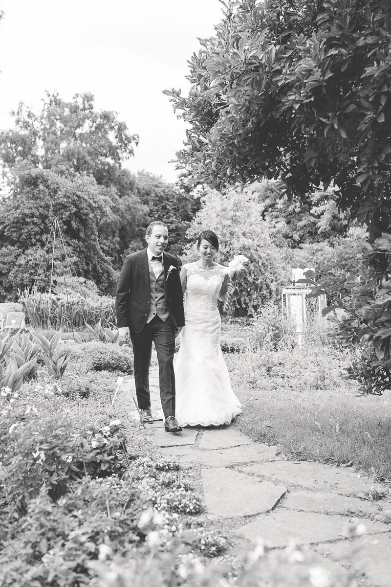 Hochzeit Botanischer Garten Wuppertal