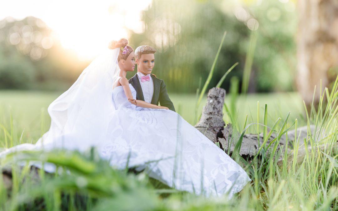 Barbie & Ken Brautpaarshooting